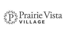 Prairie Vista Village sponsor logo