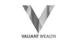 Valiant Wealth sponsor logo